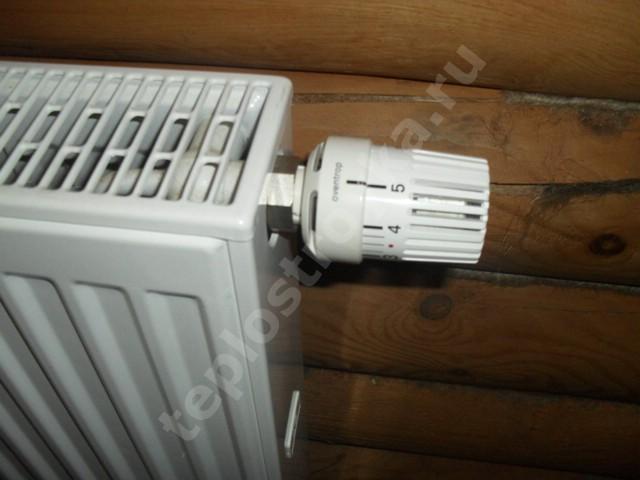 регулировка системы отопления