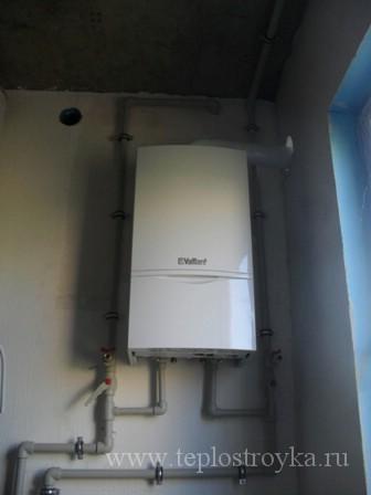 котёл для газового отопления дома