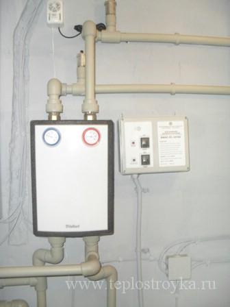 насосная группа для системы отопления