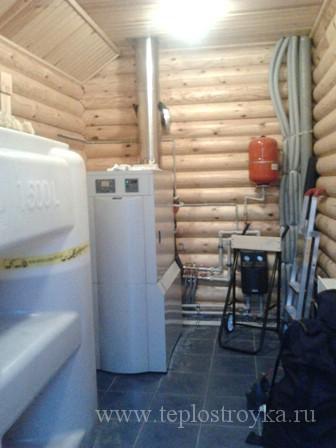 помещение для установки дизельного котла