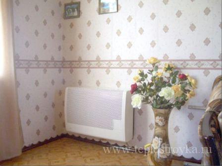 газовый конвектор в доме