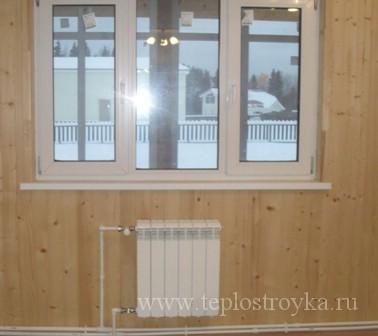 радиатор для системы отопления на даче