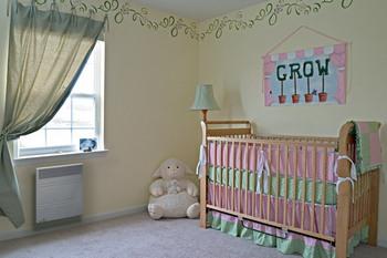 конвектор в детской комнате