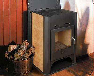дровяная печь камин для фото