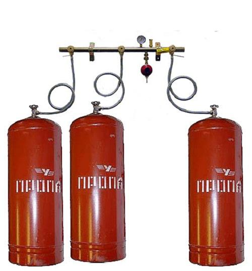 Газовые баллоны для систем отопления