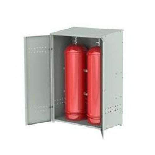 Шкаф для газового баллона: стандартная необходимость