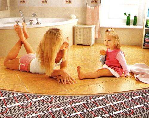 Какое оборудование потребуется для обустройства теплого пола в доме