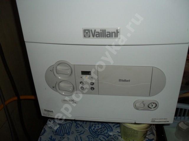 Газовый двухконтурный котёл Vaillant atmoTEC pro 24