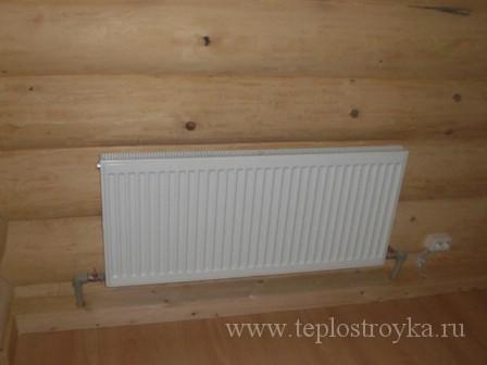 Стальные панельные радиаторы для отопления