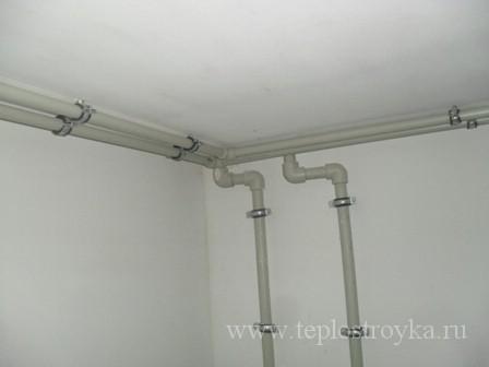 Какой диаметр трубы для отопления необходимо использовать?