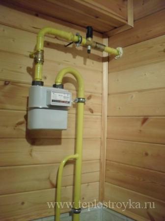 Как организовать газовую систему в частном доме