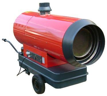 Тепловые пушки для отопления помещений