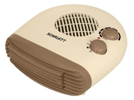 Использование тепловентилятора для отопления дома