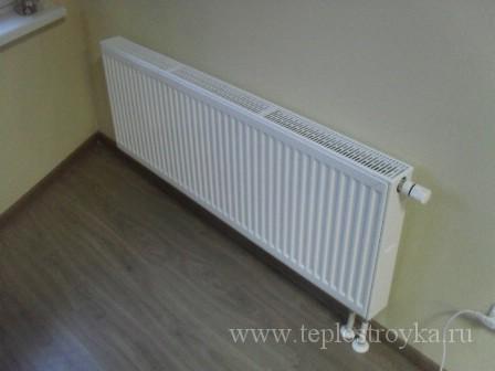 Cистема отопления дома с принудительной циркуляцией