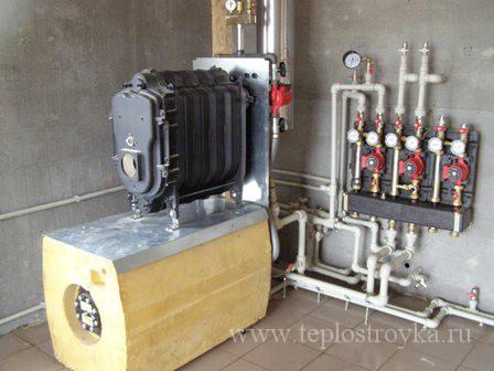 Установка и обвязка котлов отопления — схемы и правила