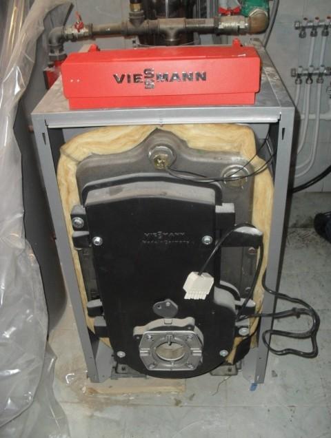 Примеры систем отопления для коттеджа