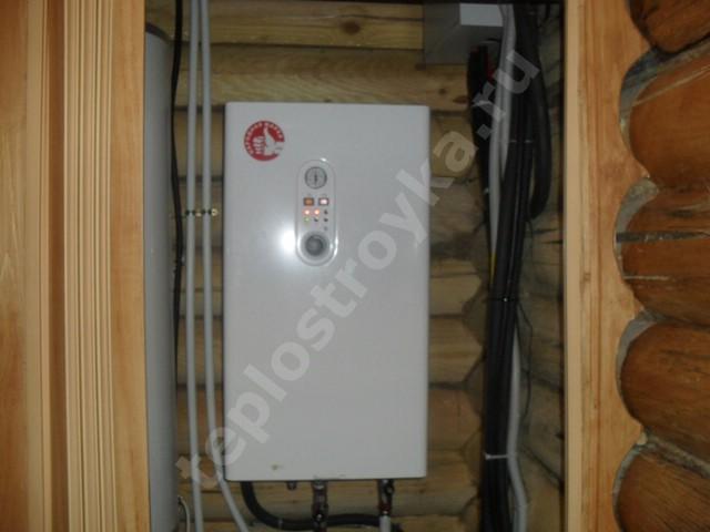 Отопление дома электричеством — особенности использования электрокотлов