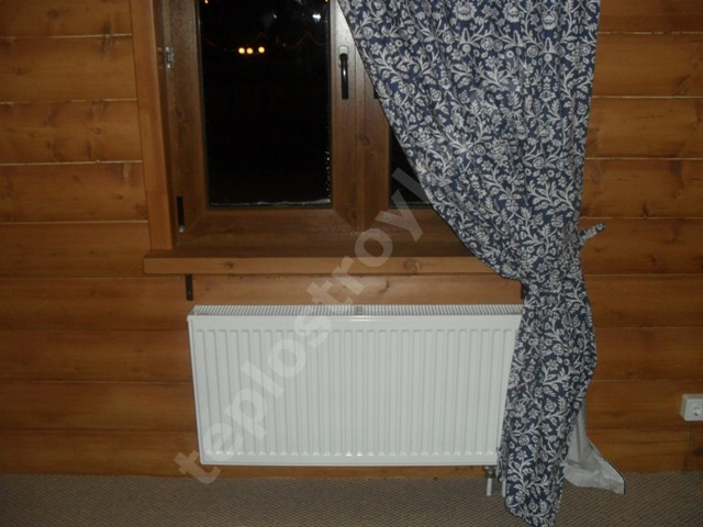 Выбор радиатора для отопления дома