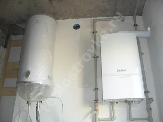 Настенные газовые одноконтурные котлы для систем отопления