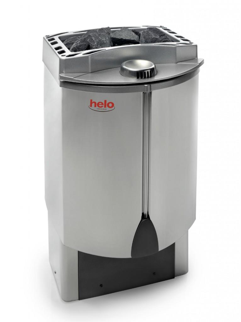 печь с парогенератором Helo Klima Vita