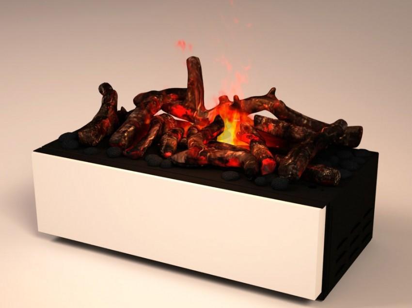 10 лучших электрических камина с эффектами пламени