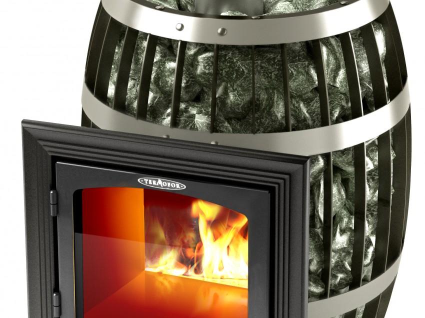 Газодровяные печи для бани – обзор лучших моделей, цены,  отзывы